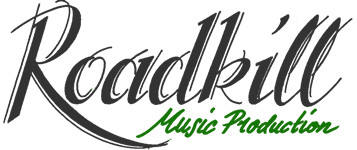 Roadkill Music Production Logo